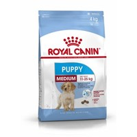 ROYAL CANIN MEDIUM PUPPY 15KG + 3KG ΔΩΡΟ