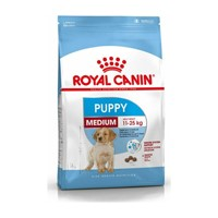 ROYAL CANIN MEDIUM JUNIOR 15 KG +ΧΑΛΑΚΙ ΔΩΡΟ