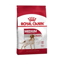 ROYAL CANIN MEDIUM ADULT 15KG +ΧΑΛΑΚΙ ΔΩΡΟ