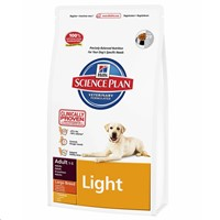 HILL'S CANINE ADULT LIGHT LARGE BREED CHICKEN 12KG
