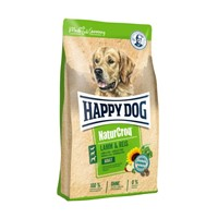 HAPPY DOG NATUR CROQ LAMP AND RICE 4KG
