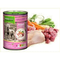 NATURES MENU LAMB & CHICKEN 12TEM X 400gr