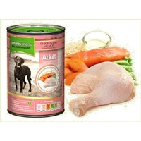 NATURES MENU CHICKEN & SALMON 12TEM X 400gr