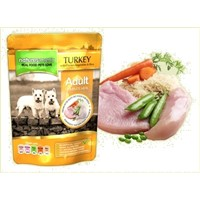 NATURES MENU TURKEY & CHICKEN 8TEM X 300gr