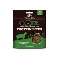 WELLNESS CORE PROTEIN BITES SOFT LAMB&APPLES 170GR ..