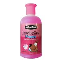 PN SMELLY DOG ΣΑΜΠΟΥΑΝ & CONDITIONER PUPPY 500ML