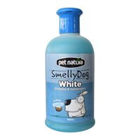 PN SMELLY DOG ΣΑΜΠΟΥΑΝ & CONDITIONER WHITE 500ML