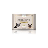 NATURAL DERMA PET ΥΓΡΑ ΜΑΝΤΗΛΑΚΙΑ ANTIODORE (40ΦΥΛΛΑ)