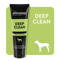 ANIMOLOGY DEEP CLEAN VEGAN DOG SHAMPOO 250ML