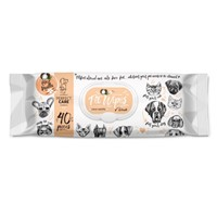 PERFECT CARE PET WIPES COCO VANILLA (40 ΦΥΛΛΑ)