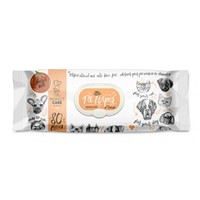 PERFECT CARE PET WIPES ALMOND MILK (80 ΦΥΛΛΑ)