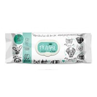 PERFECT CARE PET WIPES ALOE FORTE (80 ΦΥΛΛΑ)