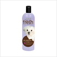 SERGEANT'S FSF HI WHITE DOG SHAMPOO 532ML