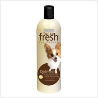 SERGEANT'S FSF OATMEAL DOG SHAMPOO 645ML
