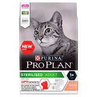 PRO PLAN CAT OPTISENSES STERILISED ΣΟΛΟΜΟΣ 10KG