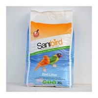 SANIBIRD BIRD LITTER 35LT